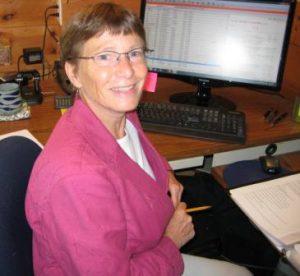 Maggie Gordon